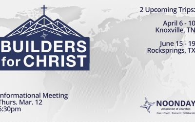 Builders for Christ Meeting