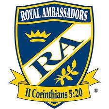 Royal Ambassadors Badges & Medals