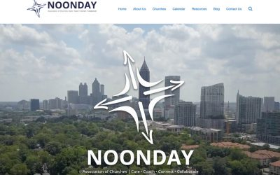 It's a New Day at Noonday!