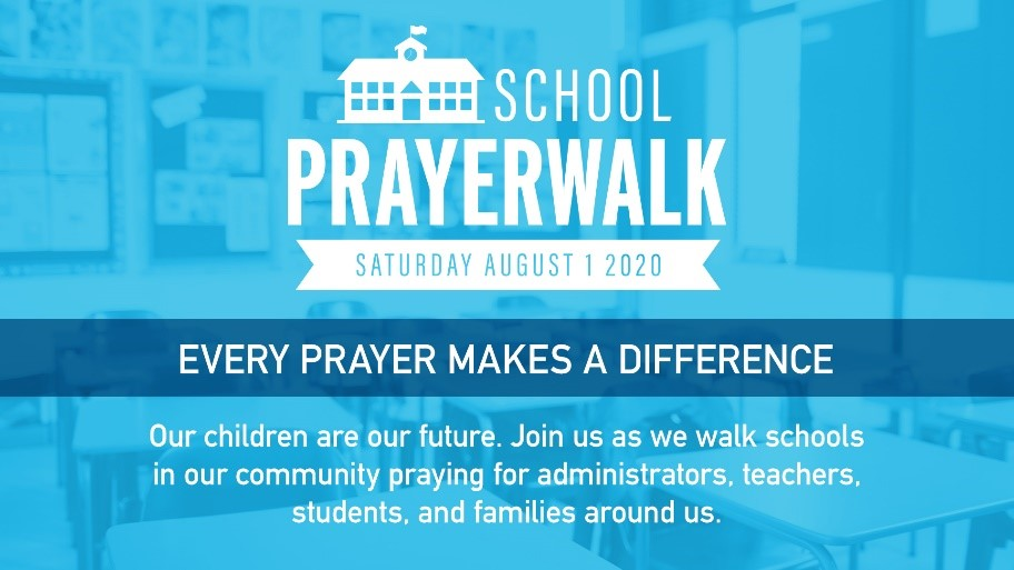 School Prayer 2020 a Success