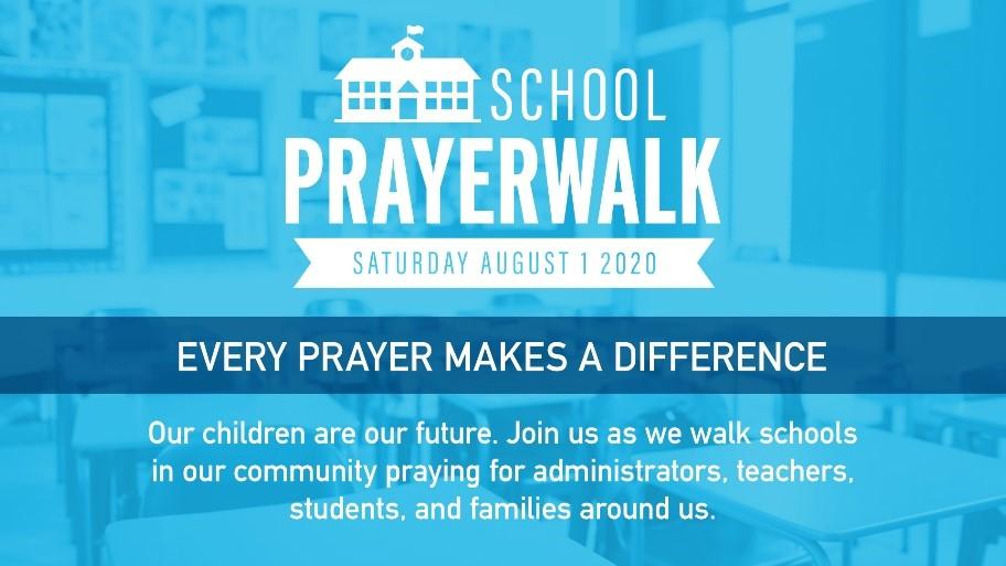 School Prayer 2020 a Success