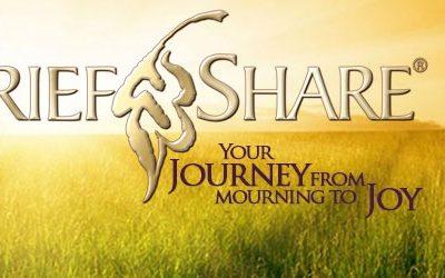 UPDATE! GriefShare Seminar beginning MARCH 2021