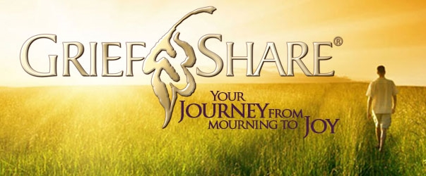 GriefShare Seminar beginning February 2021